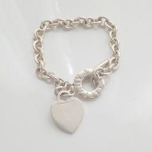 Original Tiffany silver bracelet
